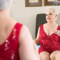 Granny porn star blow job can