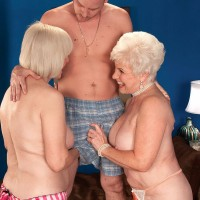 Mature threesome ffm business your