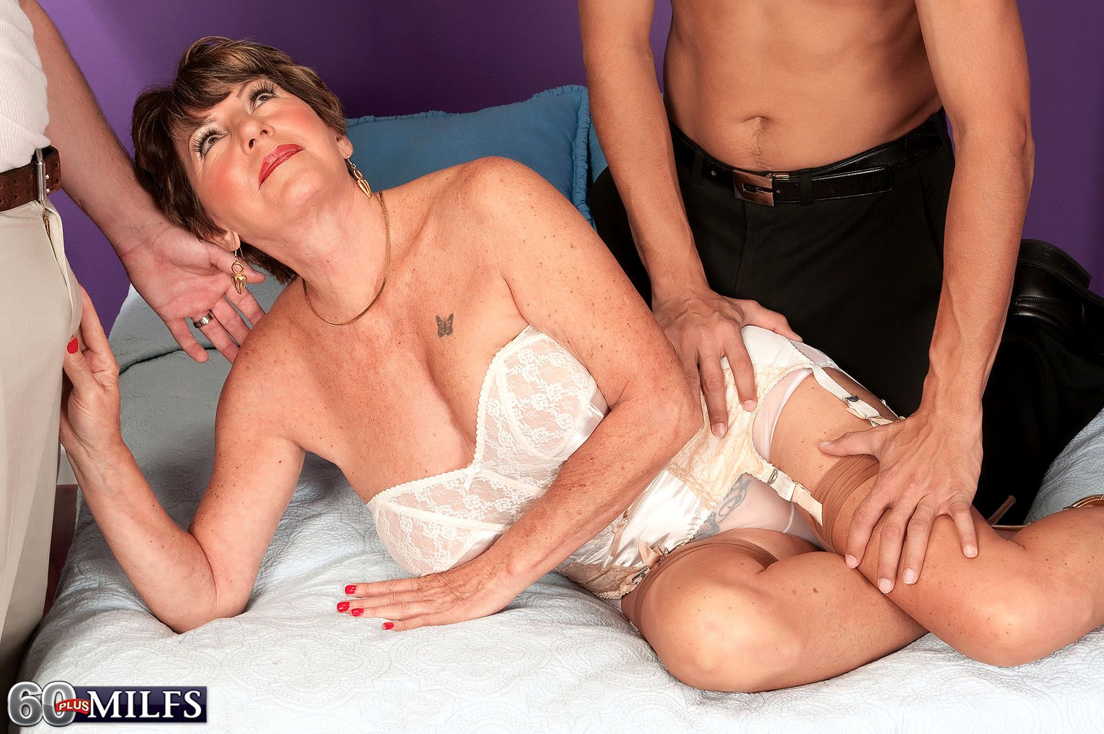 image Homemade threesome mmf 72