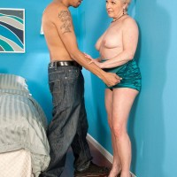 Naughty MILFs over 60 like busty granny pornstar Jewel are cumshot inducing