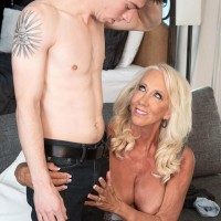 60 Plus MILF Madison Milstar