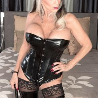 60 Plus MILF Sally D'Angelo