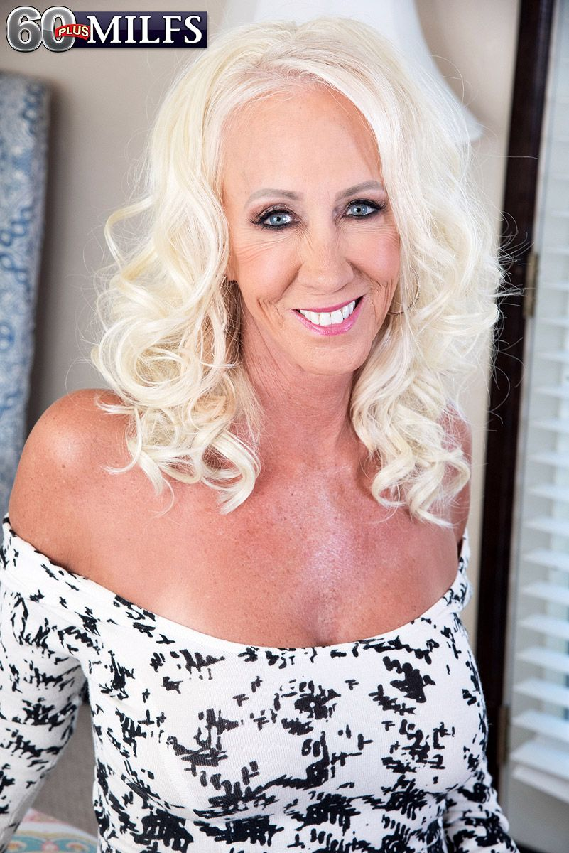 Beautiful 60 plus MILFs like Madison Milstar make the day worth living