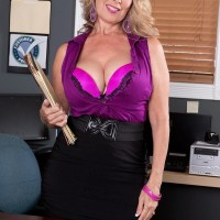 Mature 50 plus MILF Laura Layne
