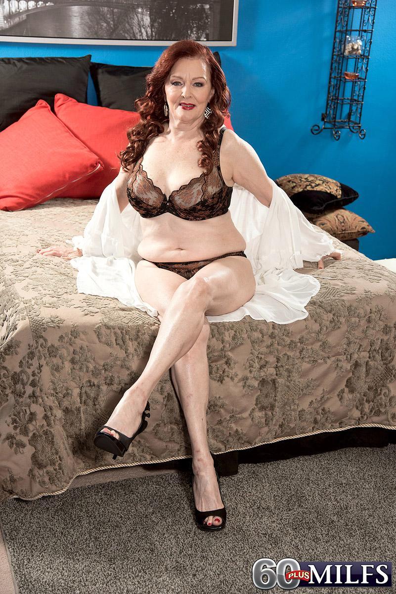 Sexy secretary stockings sex